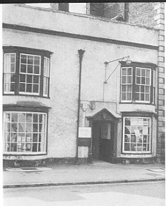Highworth Post Office