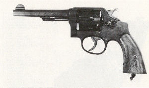 Smith & Wesson .38 Revolver