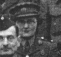 Junior Commander B Culleton, Coleshill, 1942